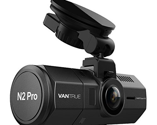 vantrue n2 pro dual lens dashcam vorne hinten mit. Black Bedroom Furniture Sets. Home Design Ideas